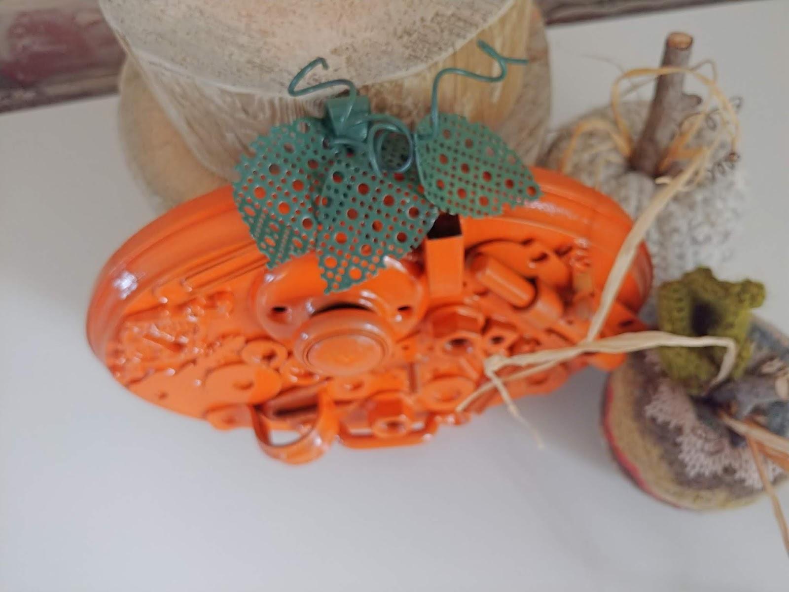 junk pumpkin