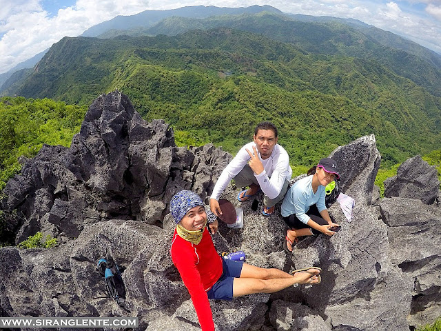 Mt. Hapunang Banoi summit