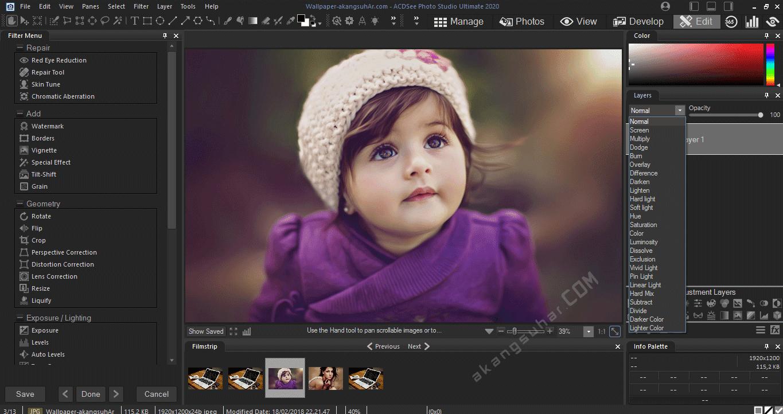 Gratis Download ACDSee Photo Studio Ultimate Full Crack Terbaru