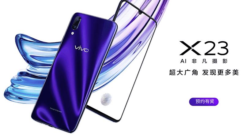 Vivo X23 - 4,480 hits as of writing