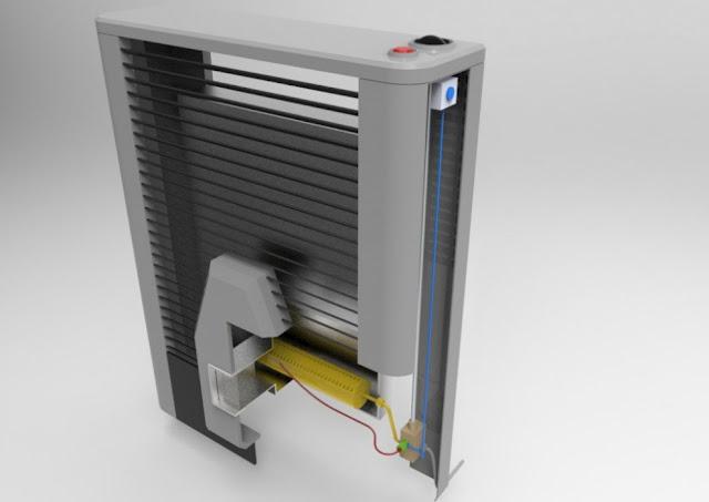 Carbon monoxide sensor can prevent poisoning deaths