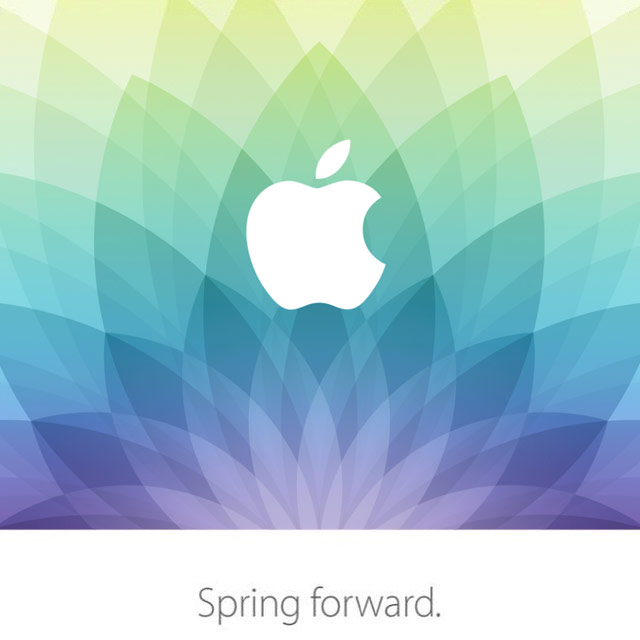 Apple - Spring forward
