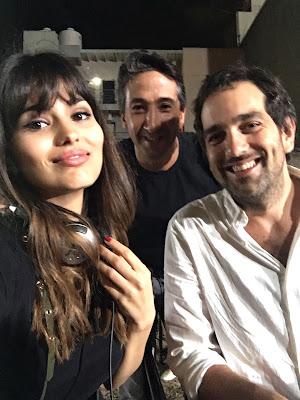 actriz, productor, director, rodaje, filmación, argentina