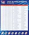 Dream11 IPL 2020 Schedule || IPL 2020 UAE Match Schedule || IPL 2020 UAE Match Fixture