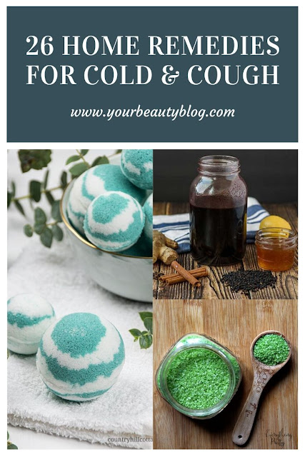 How to get fast relief with these cough and cold remedy recipes. This includes 26 natural DIY recipes that you can make at home. Includes drink, tea, soup, bath, and food recipes. These homemade homeopathic provide quick relief for congestion, sore throat, mucous, and sinus problems. Includes essential oils and herbal holistic remedies. Feel better so you can sleep with the best home remedies. #cold #cough #remedy #holistic #homeopathic
