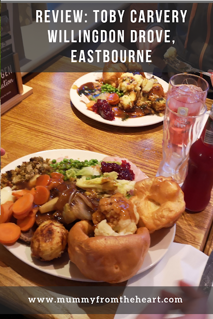 Toby Carvery pin