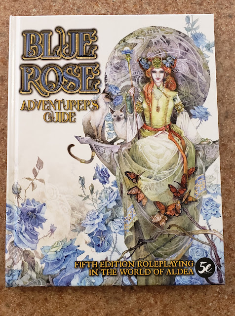 Blue Rose Adventure's Guide