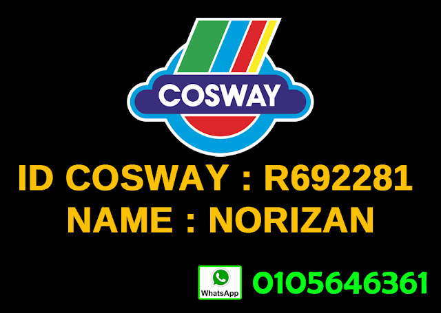 ID COSWAY MEMBER NOW R692281