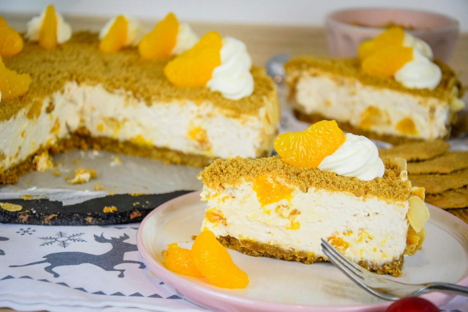 Kiras Bakery Spekulatius No Bake Cheesecake Spekulatius Torte Mit