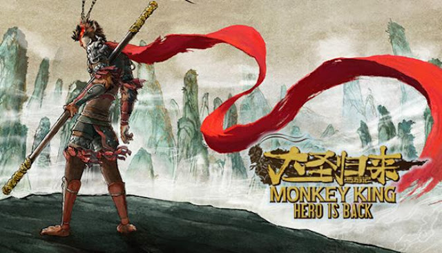 Monkey King Hero Is Back the Game is a slasher for the movie of the same name developed by Hexa Drive.