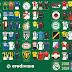 Confira todas as camisas dos clubes do Campeonato Holandês 2018/19