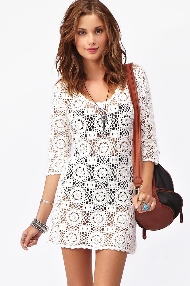 Tendencias de moda en ropa y accesorios vestidos tejidos - Tendencias en ropa ...