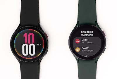 Características del Samsung Galaxy Watch 4