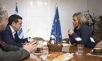 Μήνυμα στήριξης Κομισιόν σε Ελλάδα και Κύπρο έναντι των τουρκικών προκλήσεων