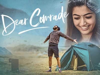 Dear Comrade (2020) Hindi Dubbed Org 480p Hdrip