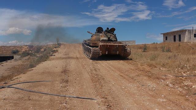 Pejuang Suriah Bantai 20 Tentara Elit Syiah