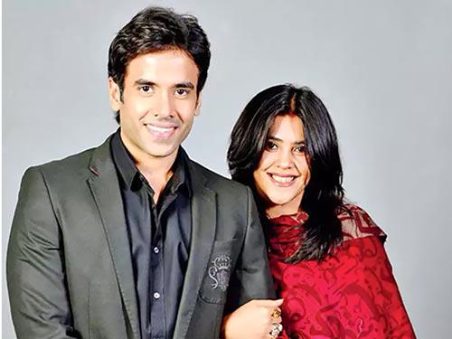 Ekta Kapoor Tusshar Bollywood brothers sisters