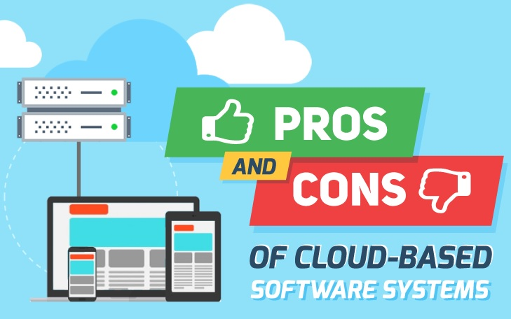 Cloud-based Software Systems Pros and Cons for Businesses