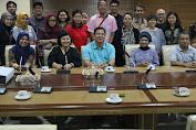 Wagub Kandouw Bahas Roadmap Pariwisata Sulut Bersama Media Nasional