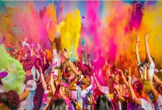 Holi festival of india