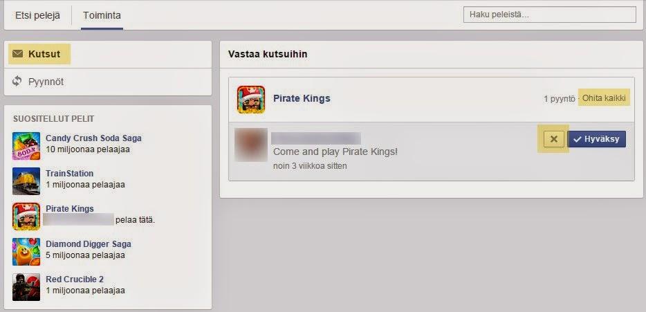 Facebook Pelit