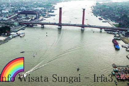 Info Wisata - 4 Sungai Terbesar Di Indonesia Yang Bisa Dijadikan Objek Wisata