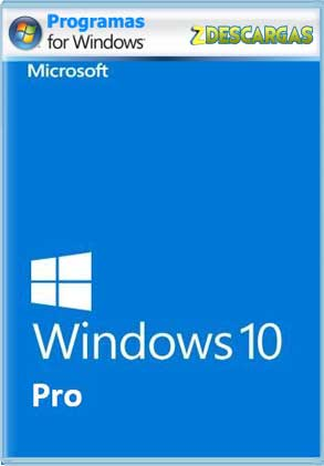 Windows 10 Pro (x64) (Pre-Activado) (2020) Full Español