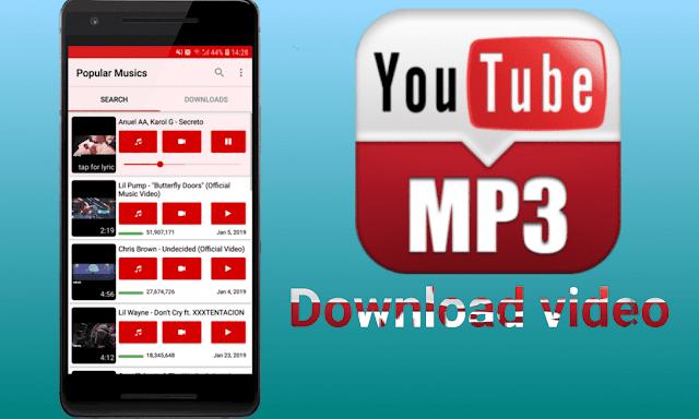 برنامج YT3 Music Downloader APK لتحميل الفيديو والأغاني من اليوتيوب بسهولة