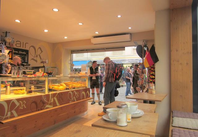 Cafeterias Café Onde comer em Munique Alemanha
