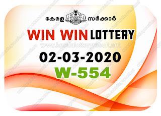 Kerala Lottery Result 02-03-2020 Win Win W-5kerala lottery result, kerala lottery, kl result, yesterday lottery results, lotteries results, keralalotteries, kerala lottery, keralalotteryresult,  kerala lottery result live, kerala lottery today, kerala lottery result today, kerala lottery results today, today kerala lottery result, Win Win lottery results, kerala lottery result today Win Win, Win Win lottery result, kerala lottery result Win Win today, kerala lottery Win Win today result, Win Win kerala lottery result, live Win Win lottery W-554, kerala lottery result 02.03.2020 Win Win W 554 March 2020 result, 02 03 2020, kerala lottery result 02-03-2020, Win Win lottery W 554results 02-03-2020, 02/03/2020 kerala lottery today result Win Win, 02/03/2020 Win Win lottery W-554, Win Win 02.03.2020, 02.03.2020 lottery results, kerala lottery result March  2020, kerala lottery results 02th March 2020, 02.03.2020 week W-554 lottery result, 02-03.2020 Win Win W-554Lottery Result, 02-03-2020 kerala lottery results, 02-03-2020 kerala state lottery result, 02-03-2020 W-554, Kerala Win Win Lottery Result 02/03/2020, KeralaLotteryResult.net,52 Lottery Result