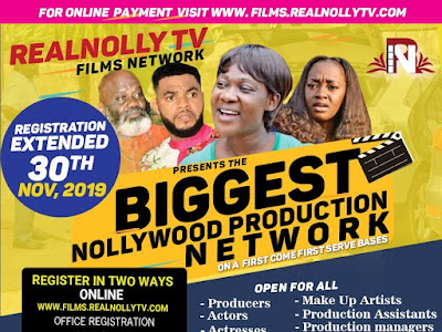 Realnolly Tv Launches Realnolly TV Films Network