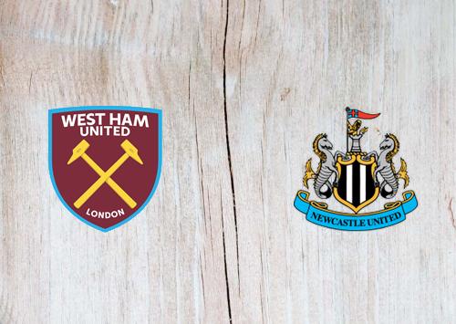 West Ham United vs Newcastle United -Highlights 12 September 2020