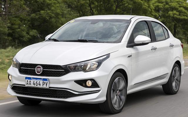 Fiat Cronos 2018 - Branco
