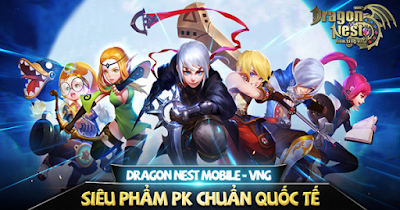 dragon nest mobile hack