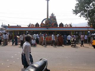 peddamma talli temple palvancha