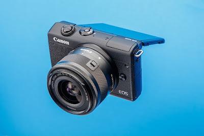 Canon EOS M200 DSLRファームウェアのダウンロード