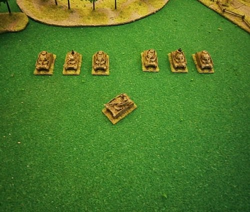 1st Panzer Battalion