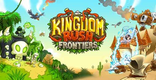 تحميل Kingdom Rush Frontiers مهكرة اخر اصدار
