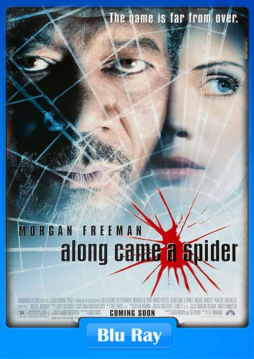 Along Came A Spider 2001 720p BrRip 700MB x264 Poster