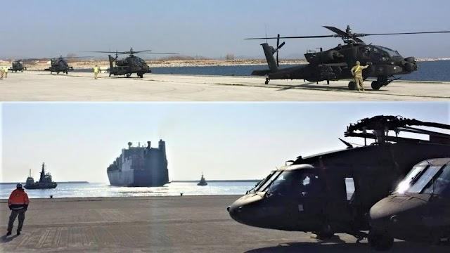 «Τρέμουν» οι Τούρκοι δημιουργία ναυτικής βάσης των ΗΠΑ στην Αλεξανδρούπολη