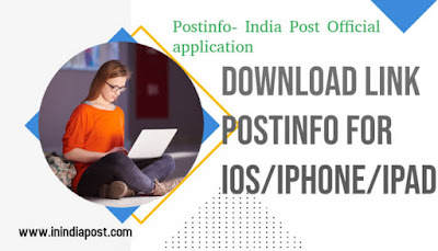 Download Post Info for IOS - Official App of India Post