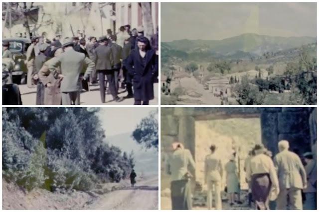 1935: Κινηματογραφικά πλάνα από Μυκήνες, Επίδαυρο, Τίρυνθα μιας εποχής που δεν ζήσαμε