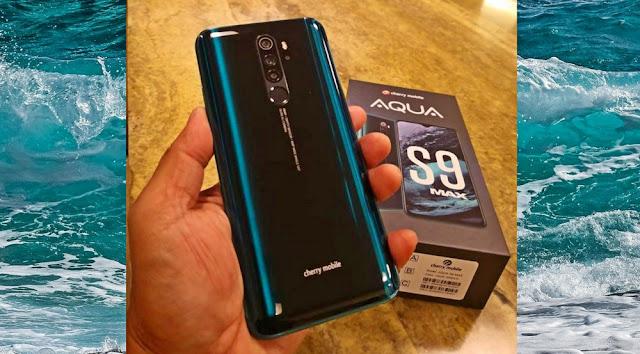 Cherry Mobile Flare S9 Aqua Max