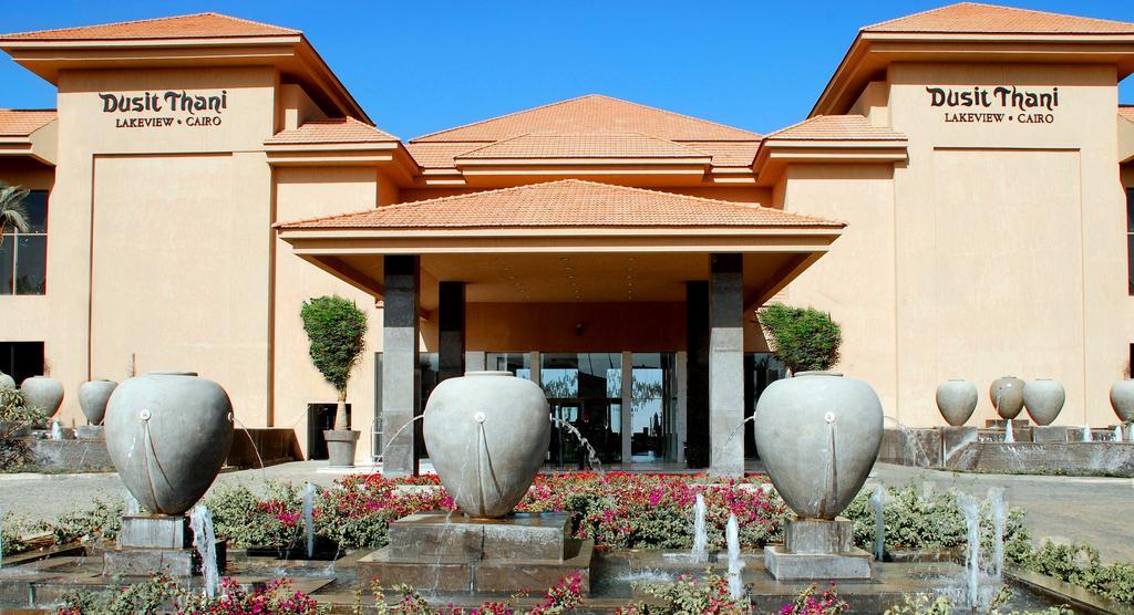 وظائف خالية فى فندق Dusit Thani فى القاهرة 2020