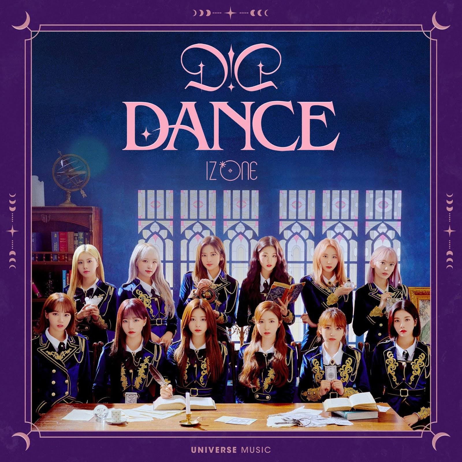 izone d-d-dance universe teaser