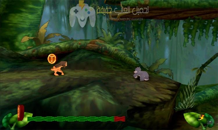 تحميل لعبة طرزان Tarzan للكمبيوتر برابط مباشر