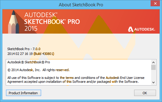 Autodesk SketchBook Pro 2015 Full Keygen
