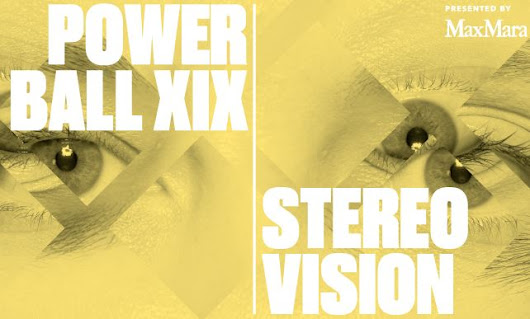 Event: Power Ball XIX: Stereo Vision