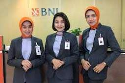 PT. Bank Negara Indonesia membuka lowongan pekerjaan untuk putra putri Indonesia