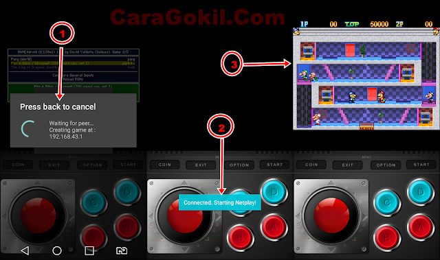 Game Mame MultiPlayer Di Android
